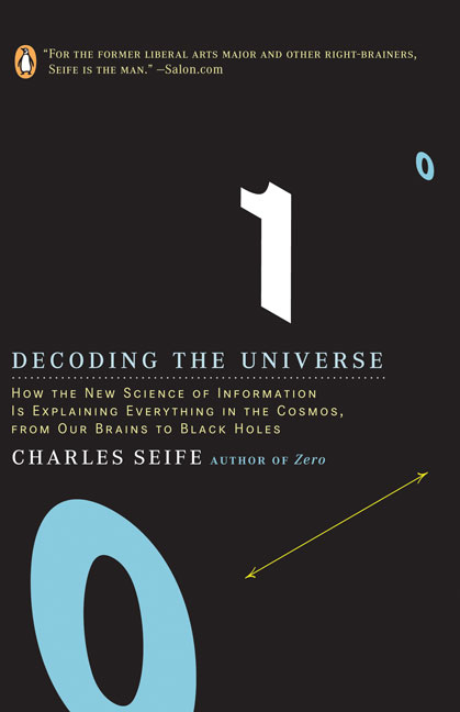 Decoding the Universe By Seife, Charles